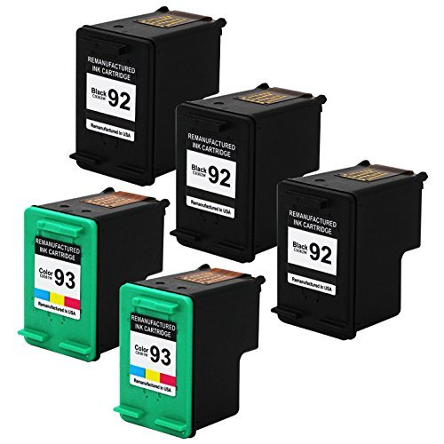 Valuetoner Remanufactured Ink Cartridge Replacement For Hewlett Packard HP 92