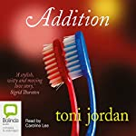 Addition | Toni Jordan