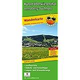 Wanderkarte Kurort Oberwiesenthal, Annaberg-Buchholz: Mit Ausflugszielen, Einkehr- & Freizeittipps, wetterfest, reissfest, abwischbar, GPS-genau. 1:25000