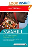 Swahili: Beginner's Course (World Language)