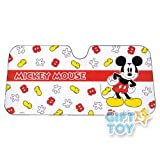 Napolex Disney Mickey Mouse Front Car Windshield Sunshade