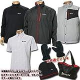 ダンロップ スリクソン(DUNLOP SRIXON) メンズ ゴルフ ウェア トップスセット 2014年 新春 福袋 SXF3400 A L