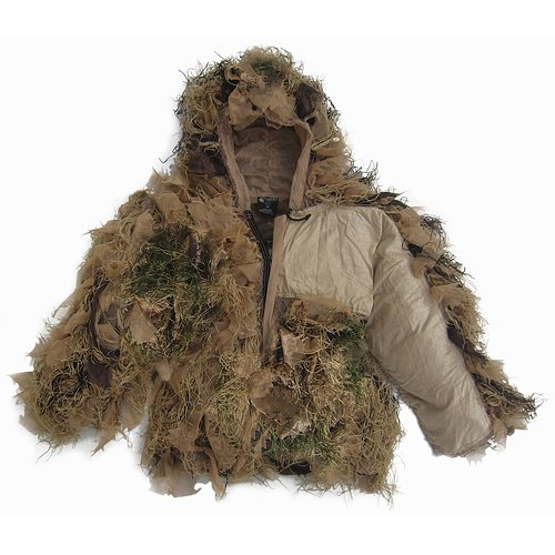 Camo Systems Marc Anthonys Bow Hunter Jacket, Medium/Large, Ghillie Fall Deer