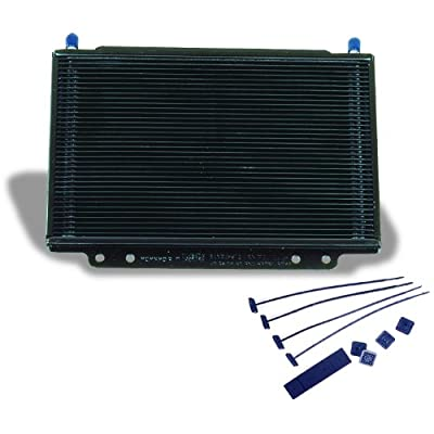 B&M 70268 SuperCooler Automatic Transmission Cooler
