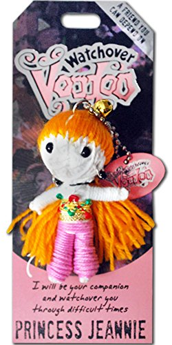 Watchover Voodoo Princess Jeanni Novelty - 1