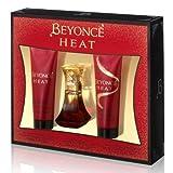Beyonce Heat Gift Set Eau De Parfume 30ml, Body Lotion 75ml and Shower Gel 75ml