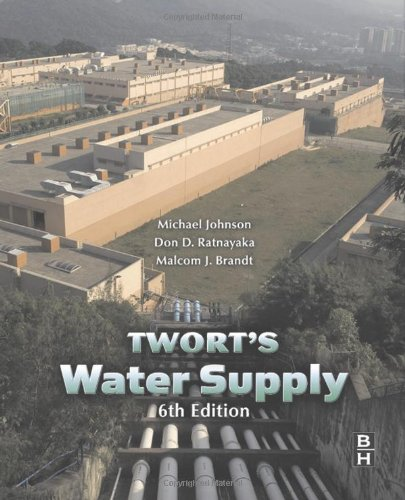 Twort's Water Supply, Sixth Edition