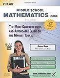 Praxis II Middle School Mathematics 0069 Teacher Certification Study Guide Test Prep
