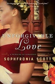 Book Cover: Unforgivable Love: A Retelling of Dangerous Liaisons