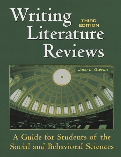 Writing Literature Reviews: A Guide for Students of the...