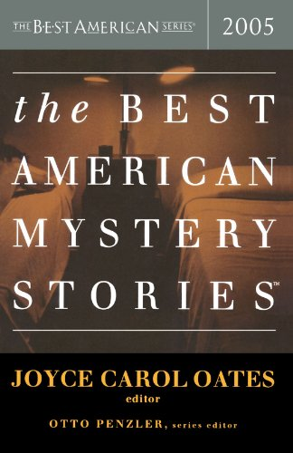 The Best American Mystery Stories 2005 (The Best American Series)