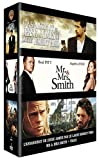 echange, troc Coffret Brad Pitt : Mr and Mrs. Smith, Troie, L'assassinat de Jesse James