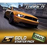 Need For Speed World Gold Starter Pack [Online Game Code] ~ Electronic Arts