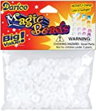Darice Pony Beads, 6x9mm, Magic Color, 170-Pack