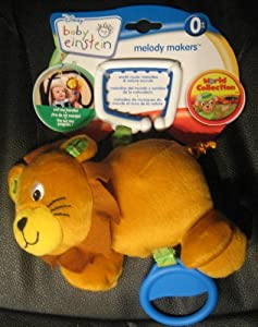 Baby Einstein Melody Makers-Lion