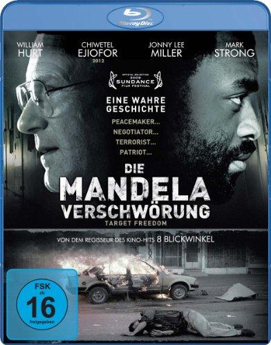 Die Mandela Verschwörung [Blu-ray]