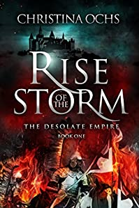 Rise Of The Storm by Christina Ochs ebook deal