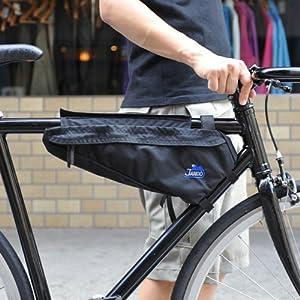 自転車の 自転車 バッグ フレーム : ... バッグ サドル バッグ フレーム