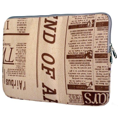 God-ZIL-la 2014 13//15 Inch Laptop Sleeve Case,Water-Resistant Neoprene Notebook Computer Pocket Tablet Briefcase Carrying Case Bag