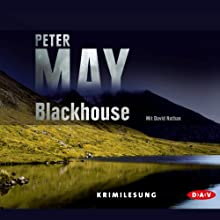Blackhouse (Lewis Trilogie 1) (       ABRIDGED) by Peter May Narrated by David Nathan