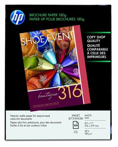 HP Q5445A Matte Brochure and Flyer PaperB0000U6MDO