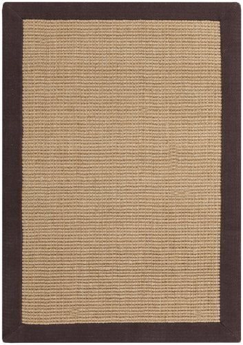 2' x 3' Smokey topaz and Chocolate Hand Woven Area Throw Rug