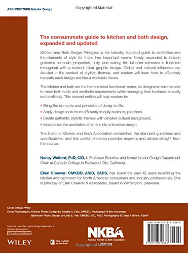 Kitchen And Bath Design Principles Elements Form Styles Nkba Professional Resource Library