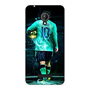 Cute Ten Of Sports Back Case Cover for Micromax Canvas Spark Q380