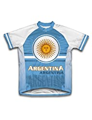 Argentina Short Sleeve Cycling Jersey for Women