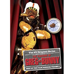 The Passion of Greg the Bunny: Best of the Film Parodies, Vol. 2 movie
