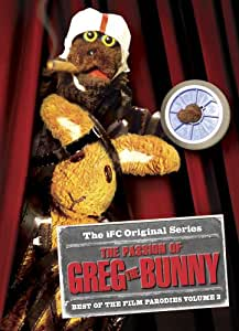 Greg the Bunny - Best Of The Film Parodies Vol. 2: The Passion of Greg The Bunny