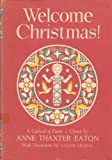 img - for Welcome Christmas!, a Garland of Poems book / textbook / text book