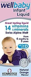 Vitabiotics Wellkid Infant Liquid 150ml