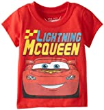 Cars Baby-Boys Infant Disneys Lightning Mcqueen Tee