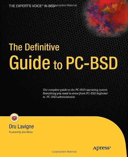 The Definitive Guide to PC-BSD