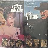 Cat Ballou/The Villain (Laserdisc)