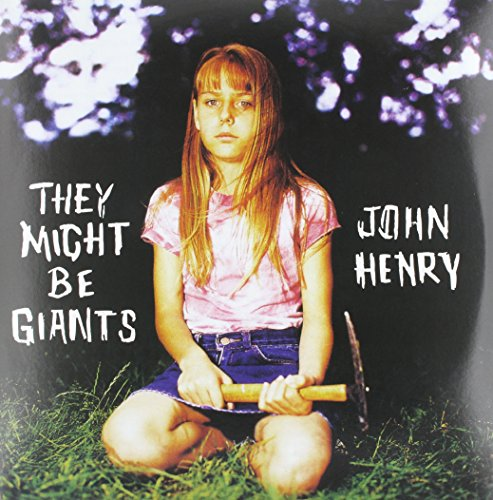 Original album cover of John Henry by They Might Be Giants