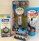 Thomas & Friends Gift Set: Whistlin' Watermelon Body Wash, Tooty Fruity Training Toothpaste, Thomas LED Flashlight, Collectible Thomas & Barge Mini Figures