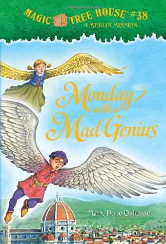 Monday with a Mad Genius (Magic Tree House)