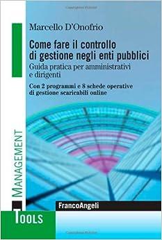 Come fare il controllo di gestione negli enti pubblici