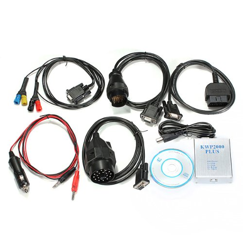 Computer fault diagnostic - TOOGOO(R) KWP2000 Plus + CHIP TUNING ECU ENGINE TUNE REMAP FLASHER FLASHING SCAN TOOL (Software Remap Ecu compare prices)