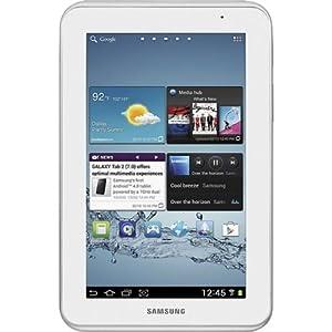 """Samsung Galaxy Tab 2 8GB 7"""" Tablet - White"""