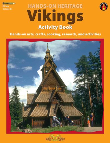 Activity Book Vikings