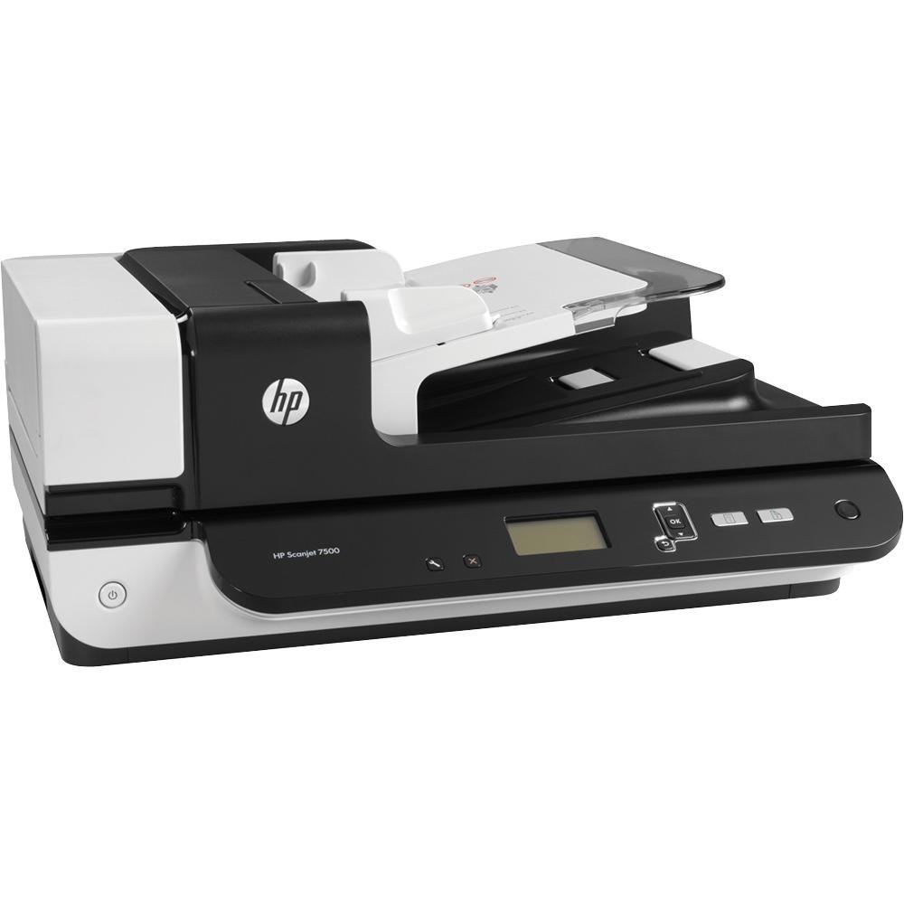 HP Scanjet Ent 7500 Flatbed Scanner Us,ca,mx,la (no Ar,cl,br)-en,es,fr