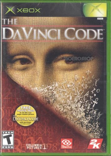 The Davinci Code Xbox back-1040301