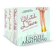No Match for Love, Box Set - Volume Two: Strike a Match, Meet Your Match, Mistletoe Match | [Lindzee Armstrong]