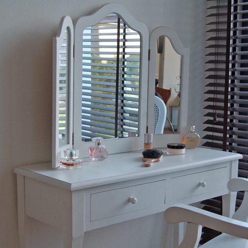 schminktisch 3 angebote. Black Bedroom Furniture Sets. Home Design Ideas
