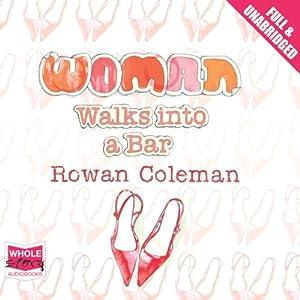 A Woman Walks into a Bar Audiobook