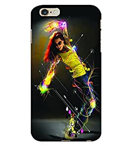 ColourCraft Dance Back Case Cover for APPLE IPHONE 6S PLUS