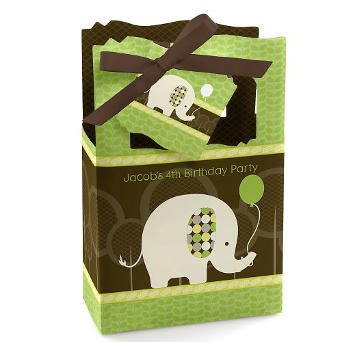 Baby Elephant Favors front-1069321